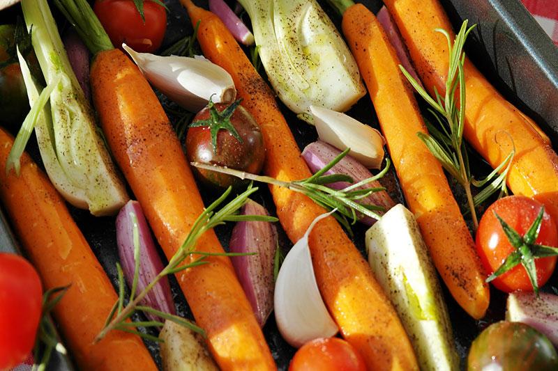 Menus Ideas - Vegetables