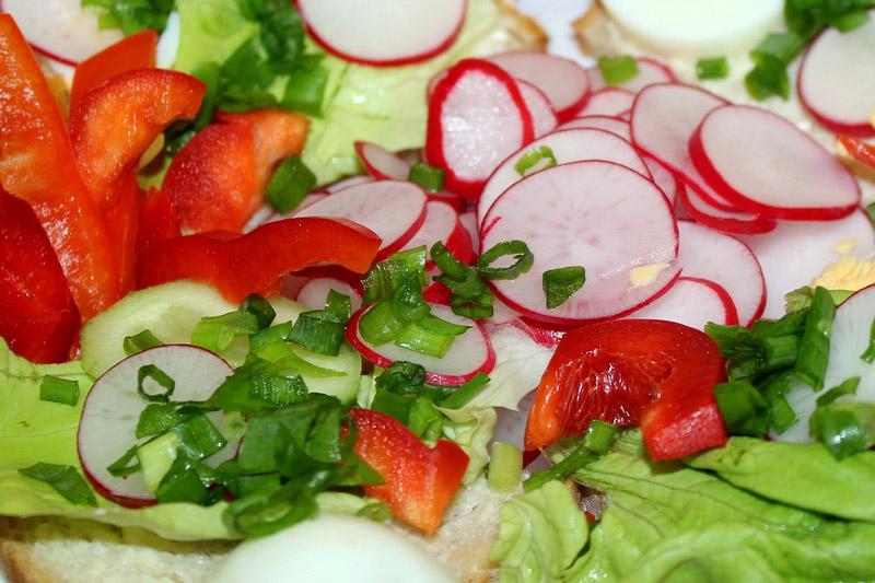 Menus Ideas - Salads
